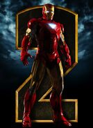 Anthony Stark (Earth-199999) from Iron Man 2 (film) Poster 0001