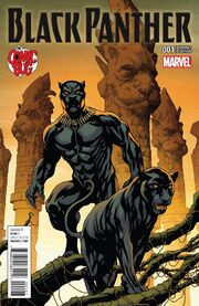 Black Panther Vol 6 1 The Comic Bug Exclusive Variant