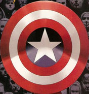 Captain America's Shield 001