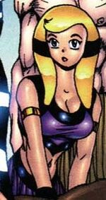 Crystalia Amaquelin (Earth-2301) from Marvel Mangaverse Vol 1 2 0001