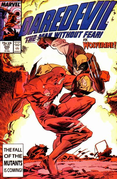 Daredevil Vol 1 249