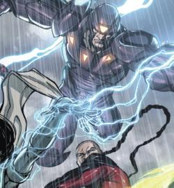 Devastator (Ascendants) (Earth-616) from Avengers World Vol 1 7 001