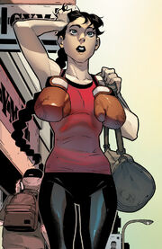 Emily Guerrero (Earth-616) from Uncanny Avengers Vol 3 18 001