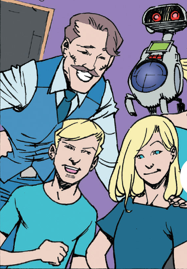 File:Fantastic Four (Earth-65) from Spider-Gwen Vol 2 7 001.png