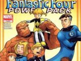 Fantastic Four and Power Pack Vol 1 1