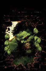 Immortal Hulk Vol 1 2 Zaffino Variant Textless