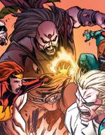 Imus the Champion (Warp World) (Earth-616) from Secret Warps Soldier Supreme Annual Vol 1 1 001