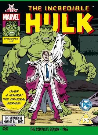 Marvel Superheroes: The Incredible Hulk