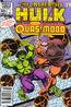 Incredible Hulk Versus Quasimodo Vol 1 1 Newsstand