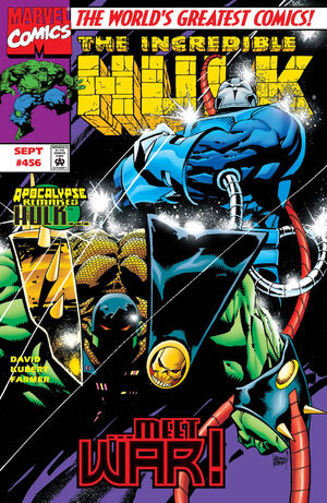 Incredible Hulk Vol 1 456