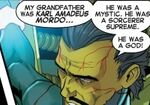 Karl Mordo (Earth-23291) from Secret Wars 2099 Vol 1 3