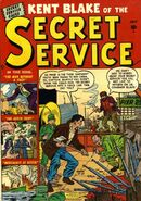 Kent Blake of the Secret Service Vol 1 2