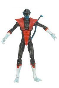 Kurt Wagner (Earth-616) from Marvel Universe (Toys) Comic Packs Series 1 (Secret Wars 25th Anniversary) 0001