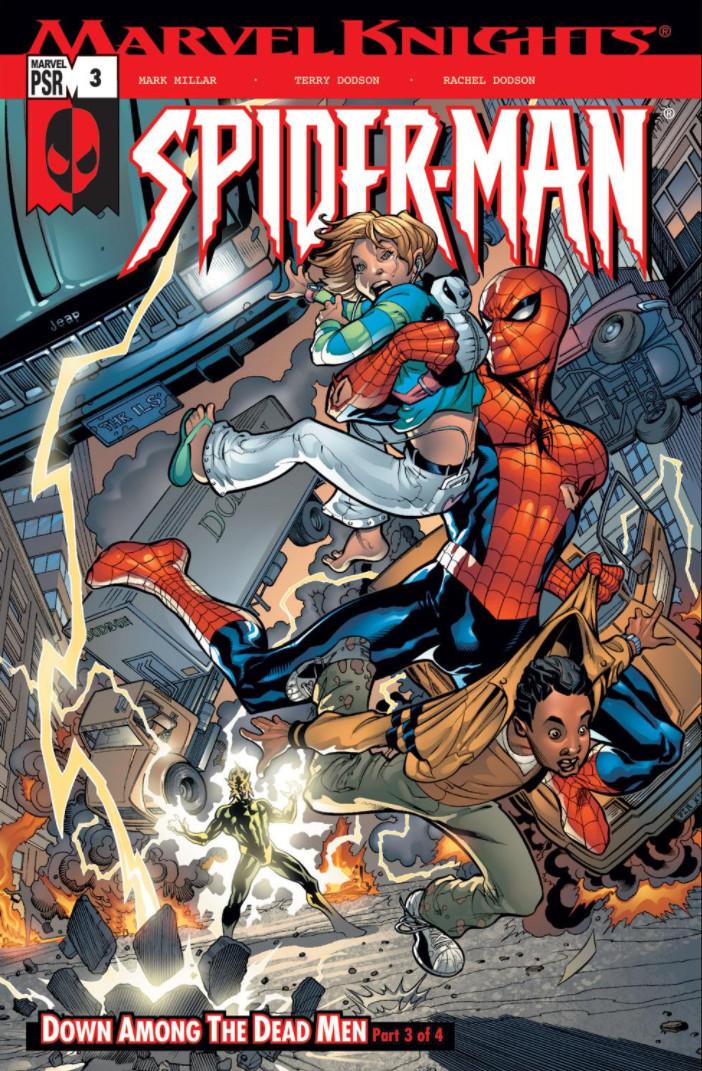 Marvel Knights: Spider-Man Vol 1 3   Marvel Database ...