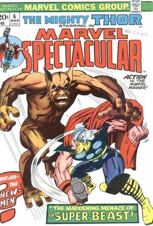 Marvel Spectacular Vol 1 6