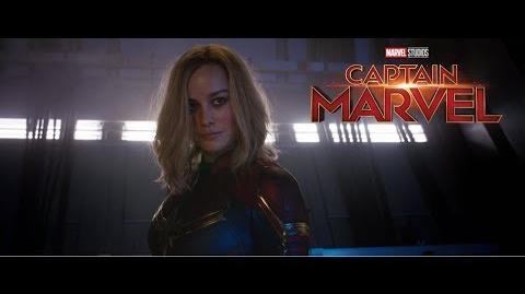 "Marvel Studios' Captain Marvel - ""Big Game"" TV Spot"