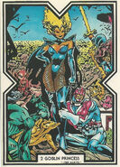 Meggan Puceanu (Earth-616) from Excalibur Trading Cards 0001