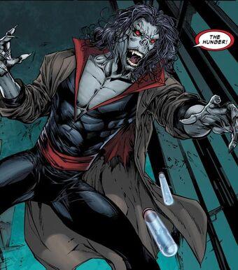 Zombie Morbius >> Michael Morbius Earth 616 Marvel Database Fandom