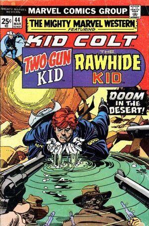 Mighty Marvel Western Vol 1 44