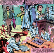 Peter Parker (Earth-616) from Peter Parker, The Spectacular Spider-Man Vol 1 32