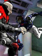 Peter Parker (Earth-TRN495) Vs Adrian Toomes (Earth-TRN473) 001