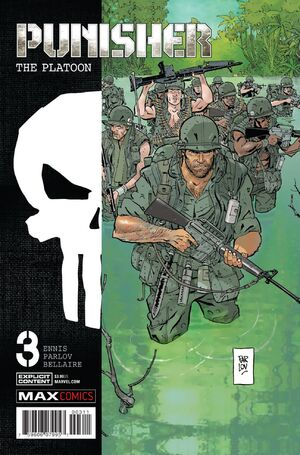 Punisher MAX The Platoon Vol 1 3