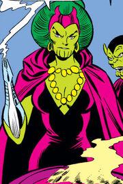 R'Klll (Earth-616) from Fantastic Four Vol 1 209 001