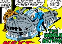 Reducta-Craf from Fantastic Four Vol 1 75