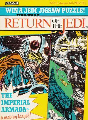 Return of the Jedi Weekly (UK) Vol 1 113
