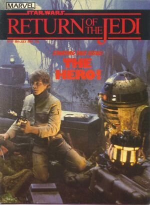 Return of the Jedi Weekly (UK) Vol 1 57