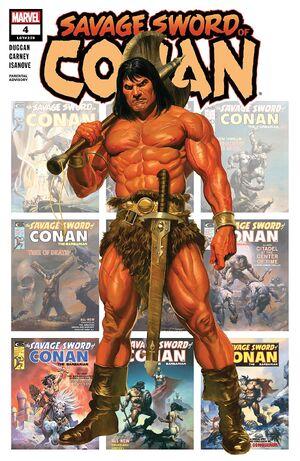 Savage Sword of Conan Vol 2 4