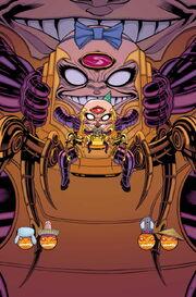 Secret Avengers Vol 3 8 Textless
