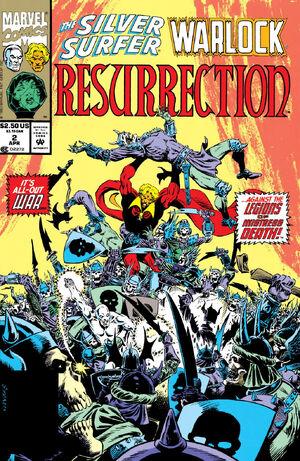 Silver Surfer Warlock Resurrection Vol 1 2