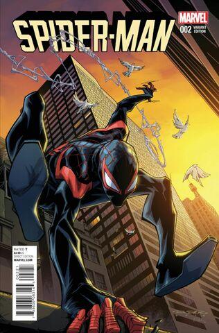 File:Spider-Man Vol 2 2 Randolph Variant.jpg
