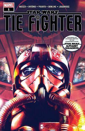 Star Wars TIE Fighter Vol 1 1
