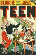 Teen Comics Vol 1 21