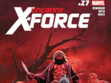 Uncanny X-Force Vol 1 27