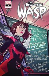Unstoppable Wasp Vol 2 4