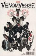 Venomverse Vol 1 1 Duarte Variant