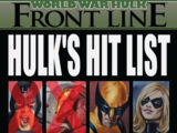World War Hulk: Front Line Vol 1 4