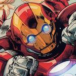 Antonio Stark (Earth-55921) from Ultimate Avengers vs. New Ultimates Vol 1 2 001