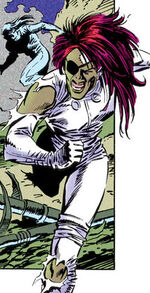 Artemis (Earth-295) from Factor X Vol 1 1 0001