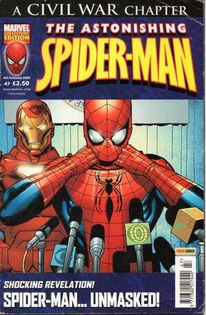 Astonishing Spider-Man Vol 2 47