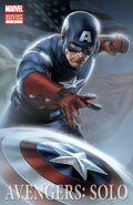 Avengers Solo Vol 1 1 Movie Variant