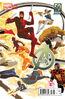 Avengers Vol 5 12 50 Years of Avengers Variant