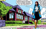 Belle Port, Susan Storm (Earth-616) from Fantastic Four Vol 1 259