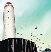 Braddock Lighthouse from X-Men Gold Annual Vol 1 1 001