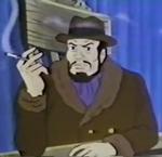 Caesar Cicero (Earth-8107) from Spider-Man (1981 animated series) Season 1 24 0001