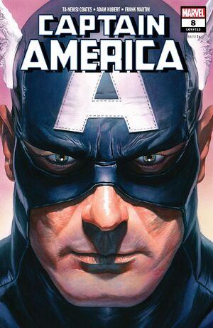 Captain America Vol 9 8