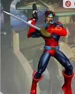 Christopher Summers (Earth-6109) from Marvel Ultimate Alliance 001